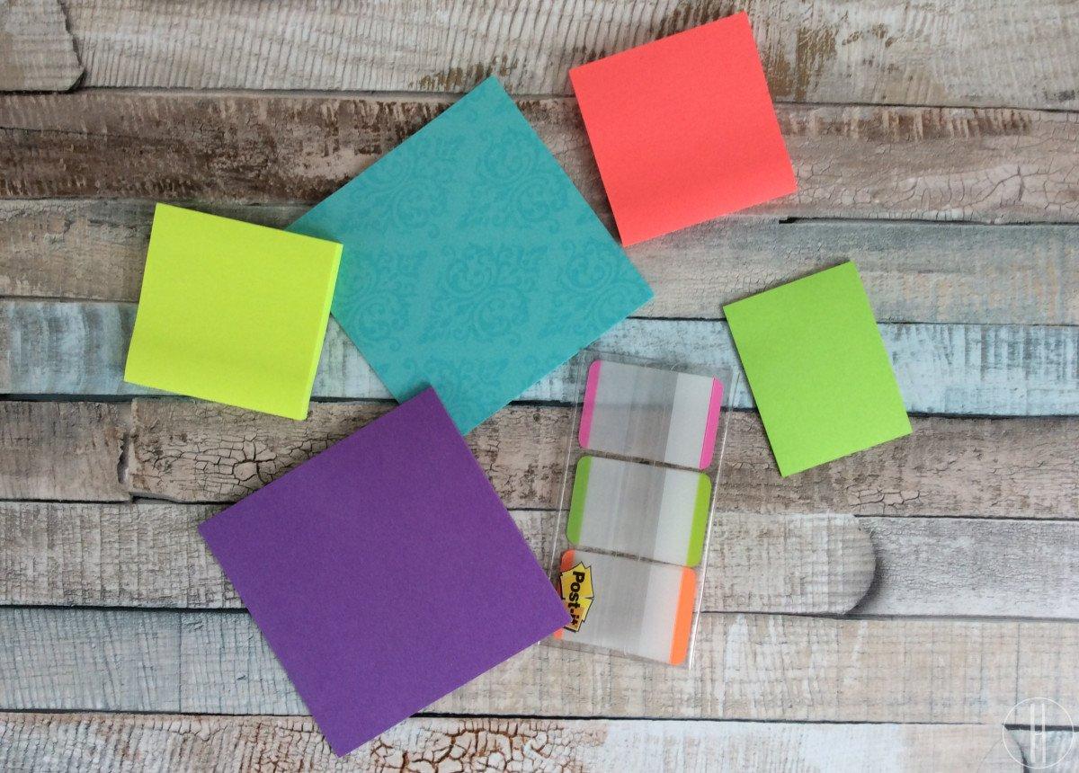 How To Organize Your Planner | hayle santella | www.haylesantella.com