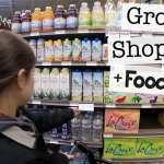 Grocery Shopping + Food Haul | College Tips | Healthy Life | hayle santella | www.haylesantella.com