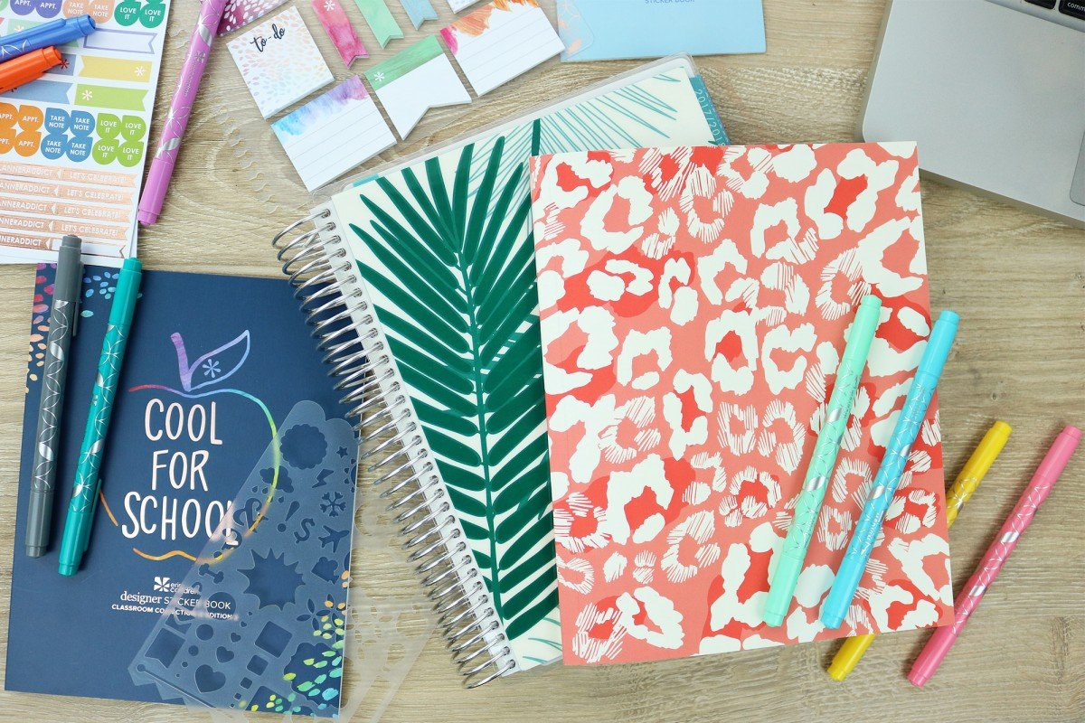 How To Organize Your Student Planner | College Tips | hayle santella | www.haylesantella.com