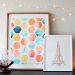 Refresh Your Space This Spring With New Artwork | hayle santella