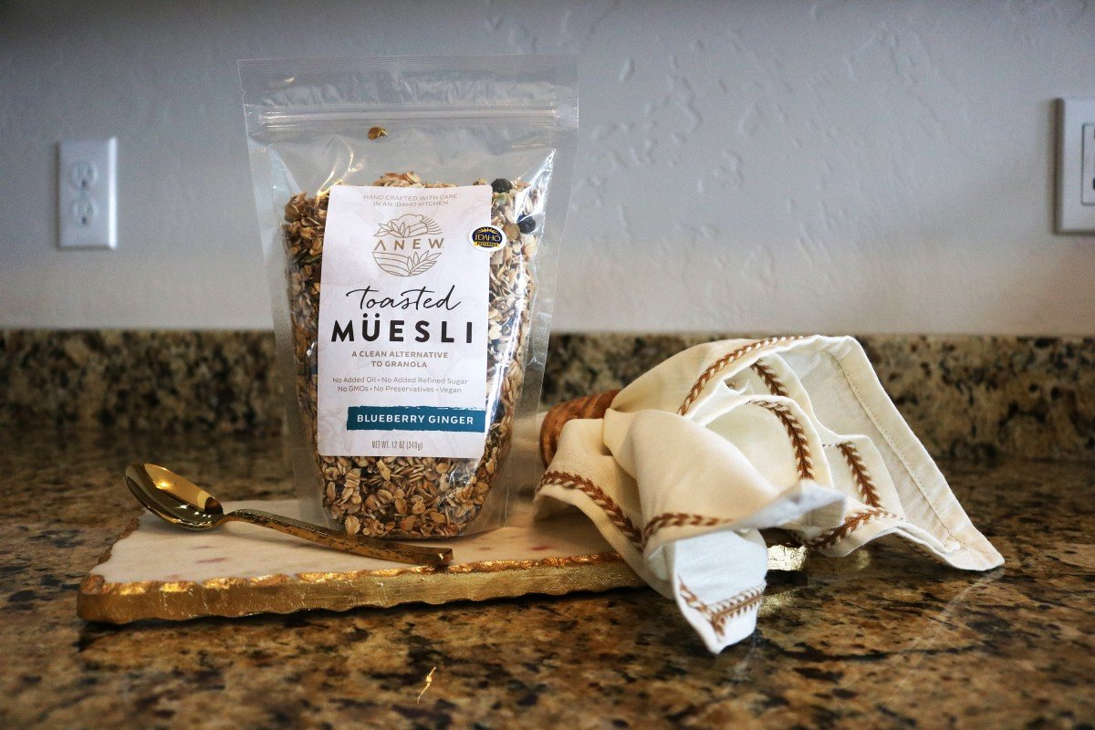 A New Toasted Muesli