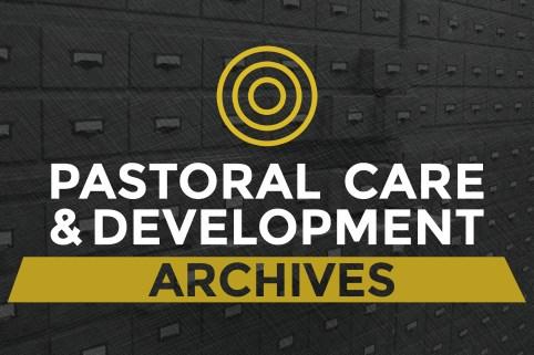 PCD Archives Blog Header