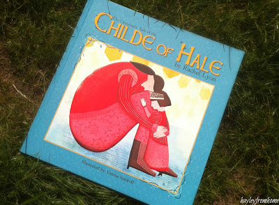 Childe of Hale Book Review
