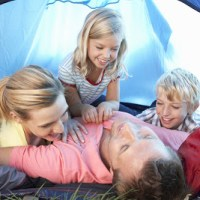 Camping Fun With Kids - Guest Post