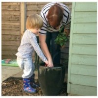 Project Garden - Planting Seeds