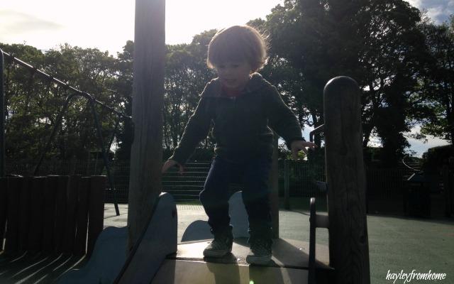 On Slide