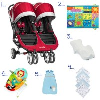 Best Buys for Twins - Newborn Products