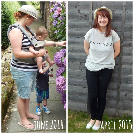 Weight loss - Before & After