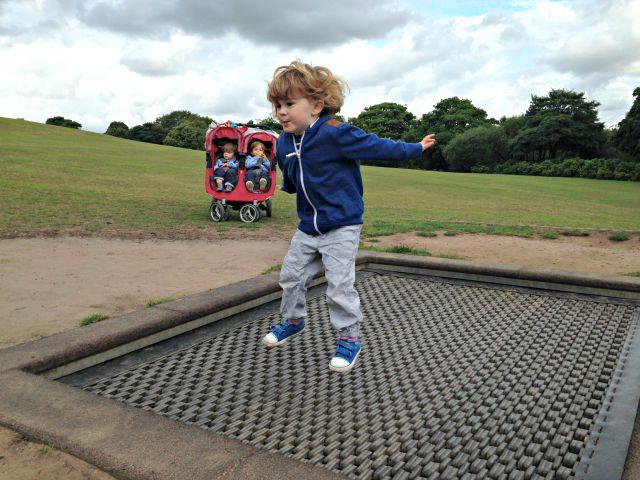 Lucas bounce