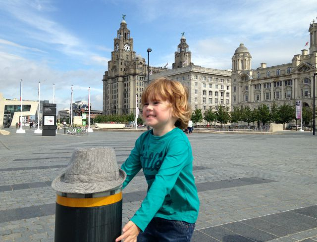 Family Events in Liverpool This Summer
