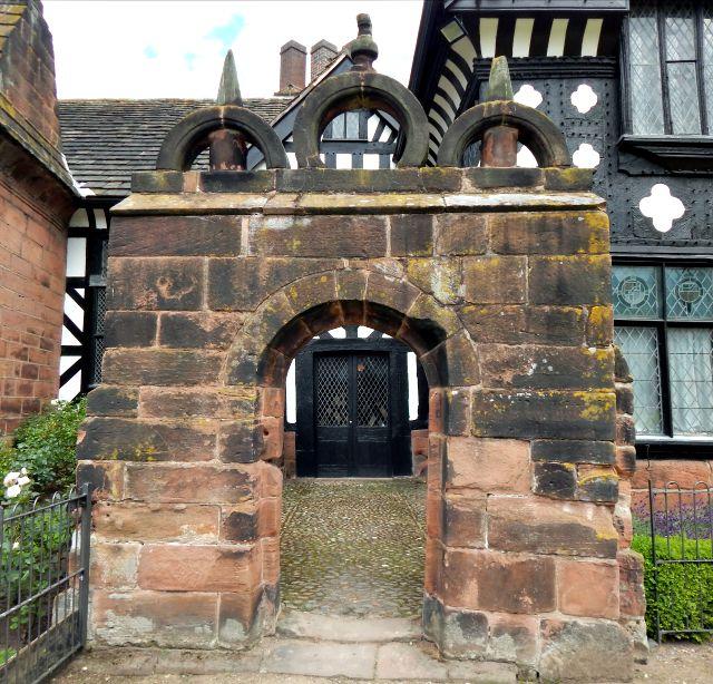 Speke Hall Arch