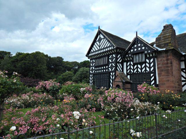 Speke Hall Garden