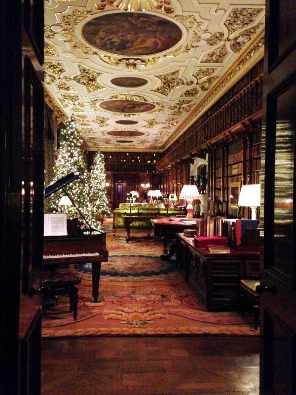 Chatsworth Library