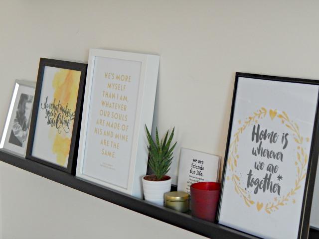 Picture Ledge Prints