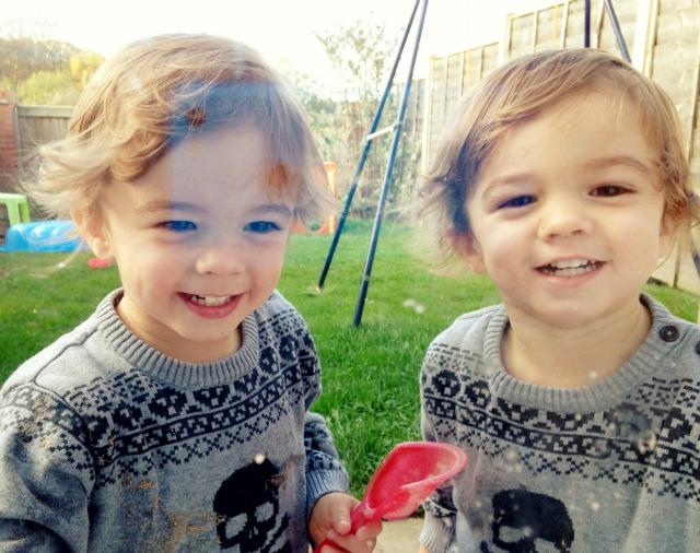 Twins 23 Months
