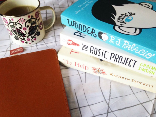 Five Books Get Back Into Reading