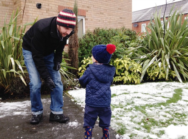 Living Arrows Snow1