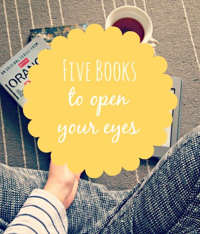 Five Books To Open Your Eyes Hayley From Home