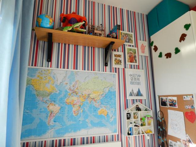 Little Adventurer Boy's Bedroom (3 of 13)