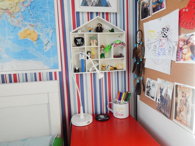 Little Adventurer Boy's Bedroom (5 of 13)