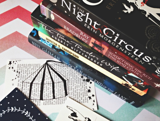 Five Books That Are Weird & Wonderful