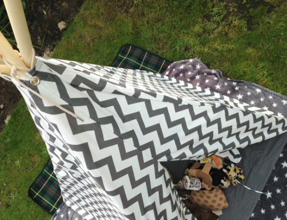 Aldi Chevron TeePee Specialbuys Review