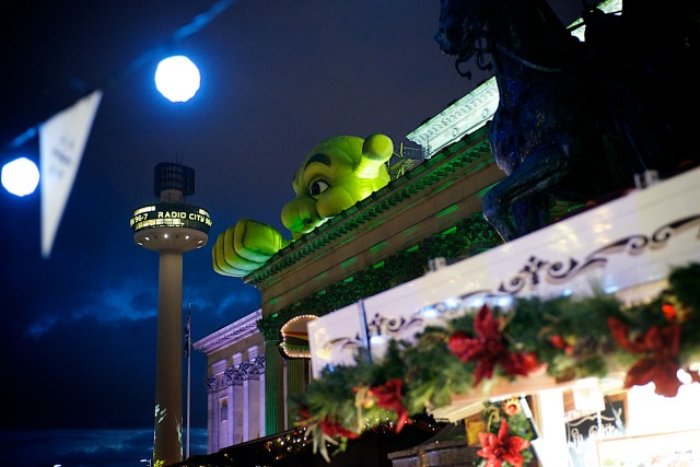 Christmas On Merseyside - Family Friendly Events.