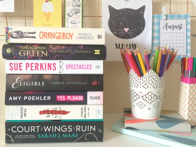 Books I've Read Lately #3