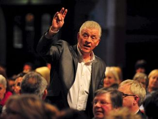 derek acorah on tour