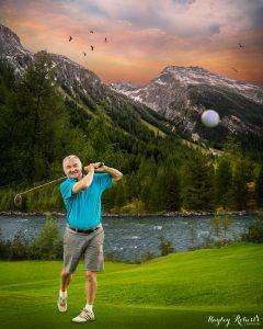 Golf commission