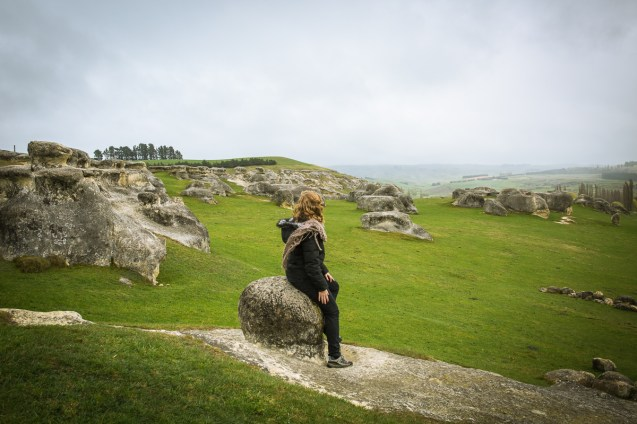 Elephant Rocks, Duntroon and me