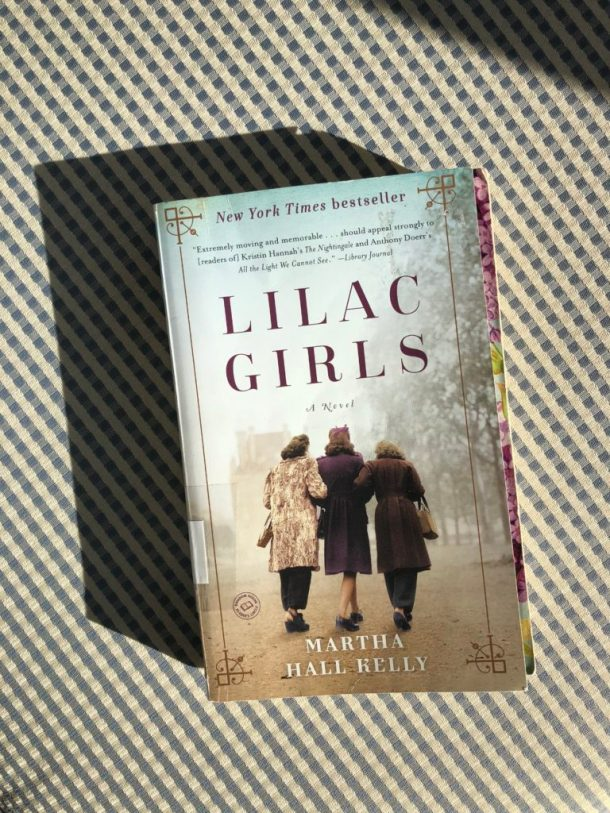Check out the cover of the Polish version of LILAC GIRLS
