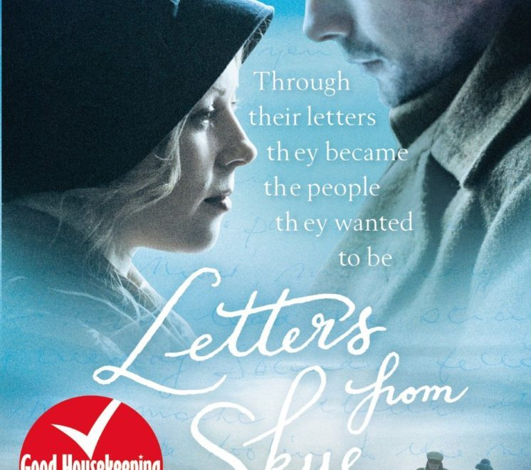 Letters From Skye Book Cover Jessica Brockmole