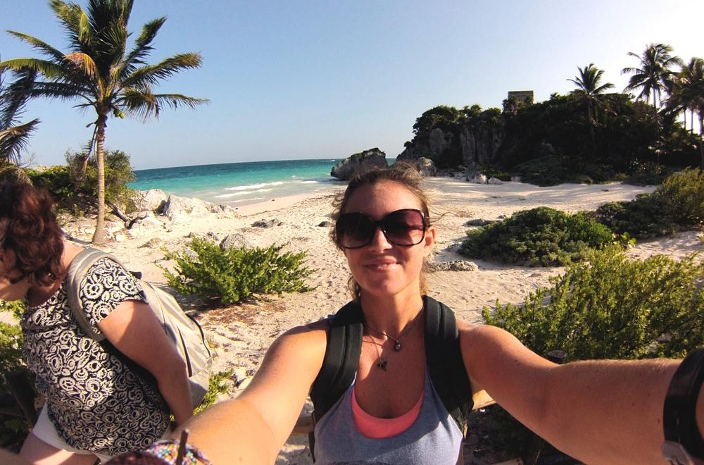 Interview with SUP Yoga Teacher and World Traveler Emily Strickland