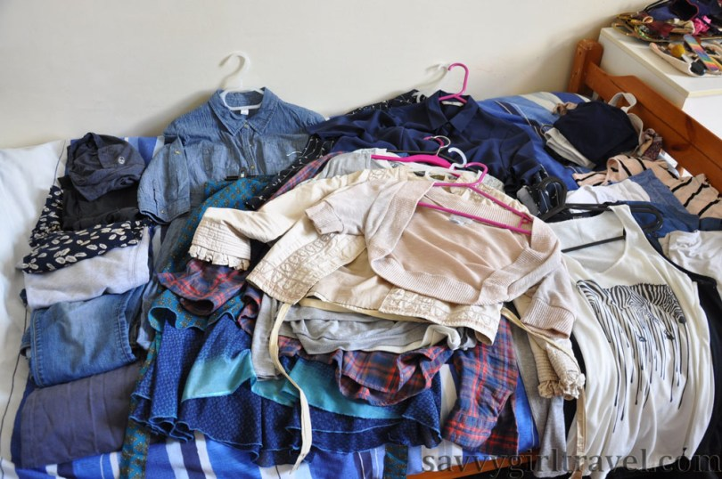 Packing Clothes How to Pick What to Pack