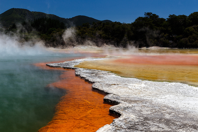 Wai-O-Tapu Thermal Wonderland Travel Writing Road Trip Retreat Workshop Class