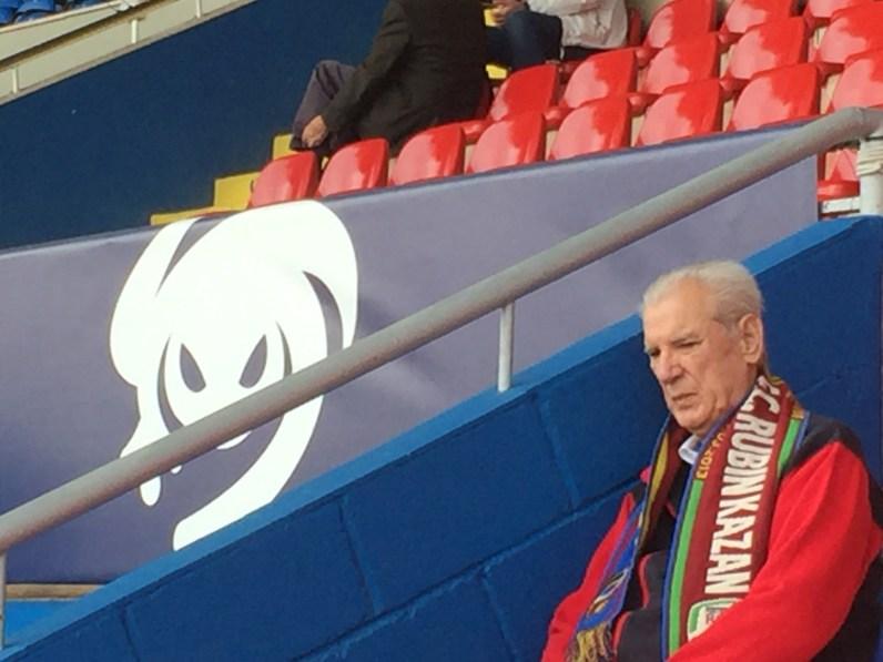 The Lonliness of the long distance Levante fan