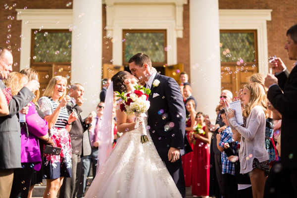 Jackie and James | St Aloysius Church