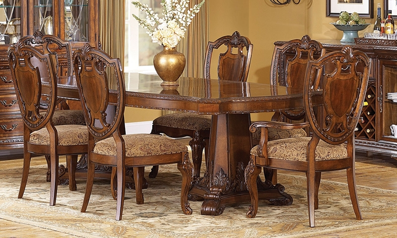 A.R.T. Old World Dining Set