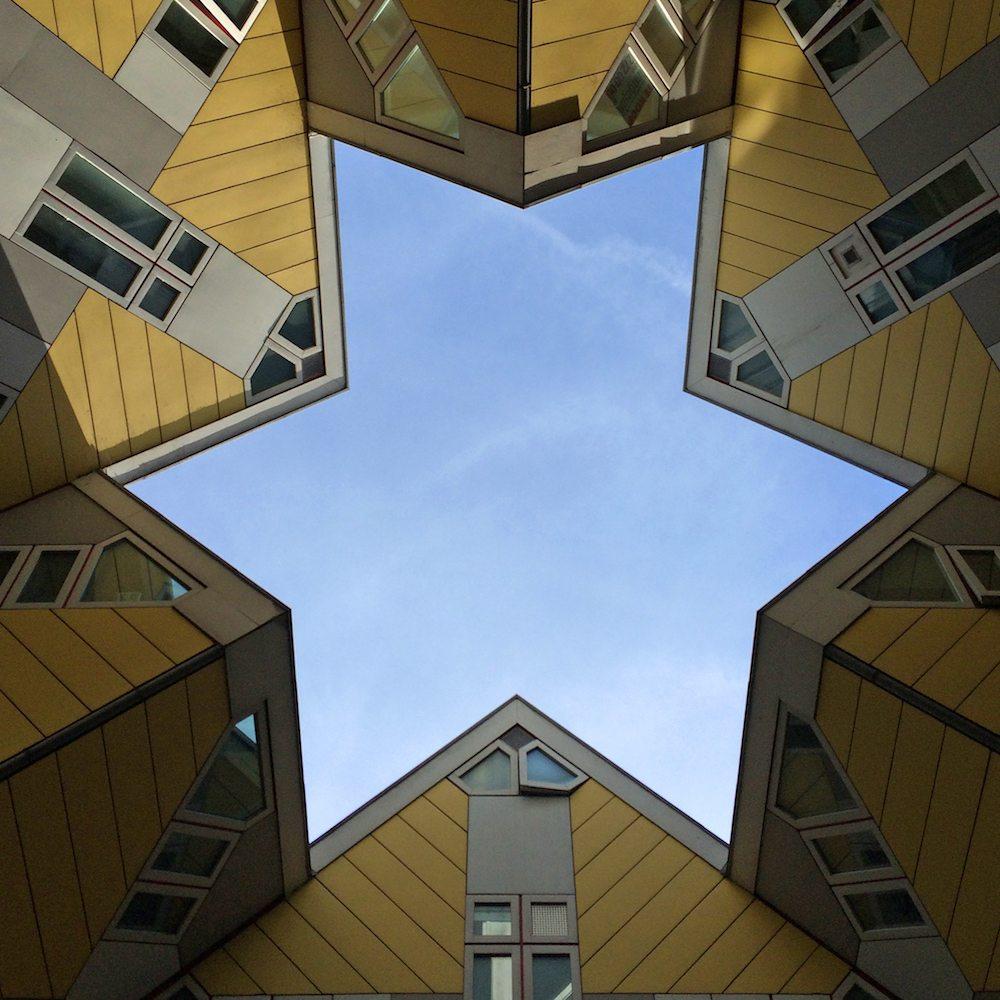 Of Shapes And Patterns Dirk Bakker S Symmetrical