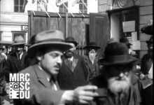 Photo of החפץ חיים – סרטון נדיר מ-1923
