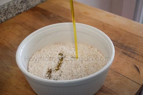 Pan de pipas integral