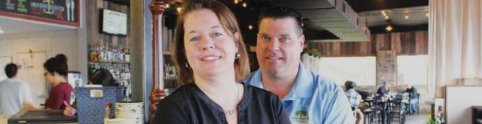 Owners of Hays City Store and Ice House