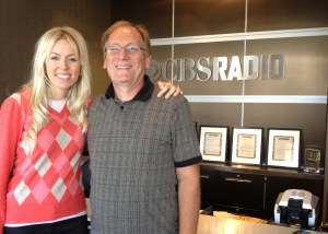 Emily A. Hay with Greg Bowman