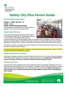 Safety City Plus Parent Guide copy