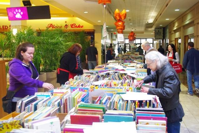 Bookstock Now Open