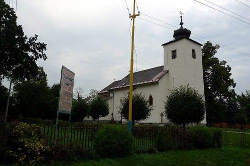 Betlenfalva gótikus temploma