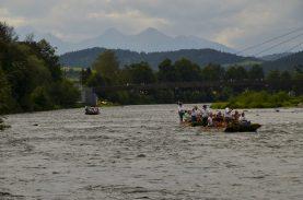 Tutajosok a Dunajecen