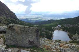 A Felkai-tó a Sziléziai-házzal