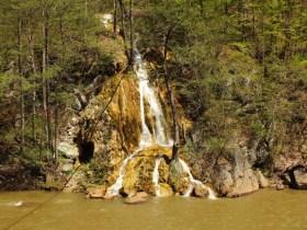 Szolcsva: a Sipot-vízesés